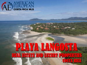 Playa Langosta real estate an luxury properties