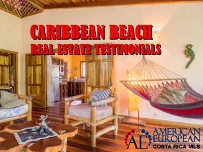 Caribbean beach real estate testimonials