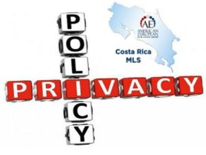 American European real estate privacy policy