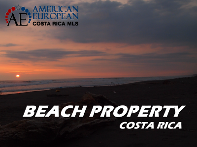 Costa Rica real estate basics on beach property