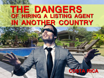 The dangers of hiring a listing agent in another country