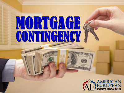 You could use a mortgage contengency