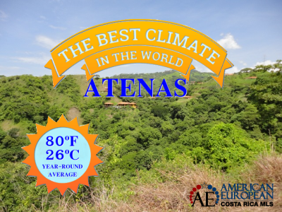 Atenas Best Climate in the world