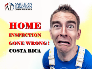 Escazu condo home inspection gone wrong
