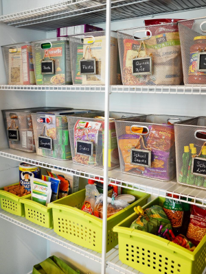Use 2.Easy to view cabinet organizers
