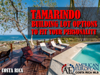Tamarindo building lot