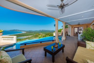 breathtaking ocean view Tamarindo home