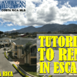 Tutorial to rent in Escazu