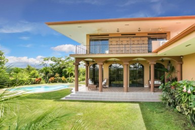 Stunning Manuel Antonio estate property on over 2 acres for sale