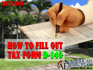 How to fill out Form D-140 for inactive corporations